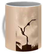 Dancing Birds Coffee Mug