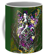 Dancing Butterfly Coffee Mug