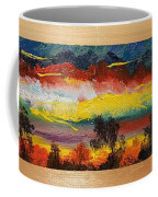 Dancing Colors     102 Coffee Mug