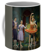 Dancing Doll Coffee Mug