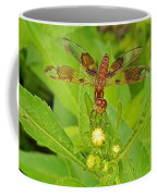 Dancing Dragonfly Coffee Mug