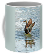 Dancing Duck Coffee Mug