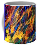 Dancing Flames Coffee Mug