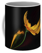 Dancing Flower Coffee Mug