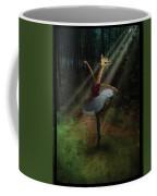 Dancing Giraffe Coffee Mug
