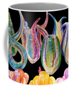 Dancing Glass Objects Coffee Mug
