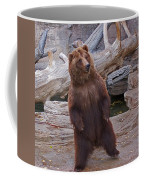 Dancing Grizzly Coffee Mug