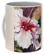 Dancing Hibiscus Coffee Mug