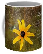 Dancing In The Rain Print Coffee Mug
