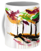 Dancing In The Rain, Vol. 1 Coffee Mug
