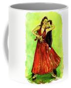 Dancing In The Showlights Coffee Mug