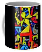 Dancing Naive #2 Coffee Mug