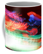 Dancing Neon Coffee Mug