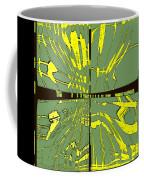 Dancing Waves Coffee Mug