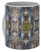 Dancing With Aspen Leaves Coffee Mug