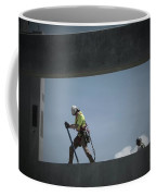 Dancing With Concrete Coffee Mug