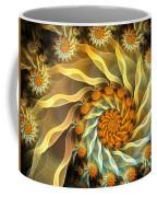 Dancing With Daisies Coffee Mug