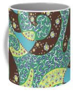 Dancing With Octopus Coffee Mug