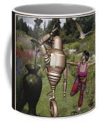 Dancing With Rollers 34 Coffee Mug