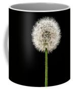 Dandelion Gone To Seed Coffee Mug