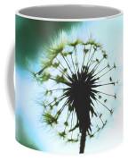 Dandelion Halo Coffee Mug