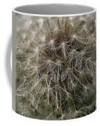 Dandelion Head Coffee Mug