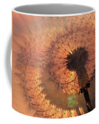 Dandelion Illusion Coffee Mug