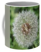 Dandelion Macro Coffee Mug