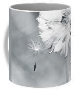 Dandelion Macro Make A Wish Coffee Mug