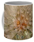 Dandelion Seed Head Coffee Mug