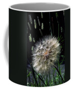 Dandelion Seedball Coffee Mug