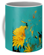 Dandelion Summer Coffee Mug