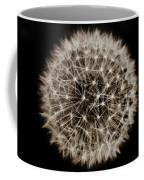Dandelion Sun Coffee Mug