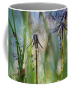 Dandelions Close-up Coffee Mug