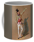 Dandy In Paris Coffee Mug