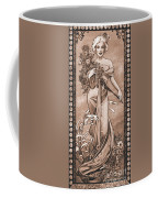 Danella Students 1 Sepia Coffee Mug