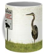 Dang The Luck Coffee Mug