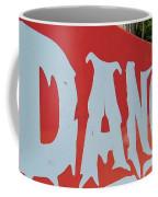 Danger - Global Warming Coffee Mug
