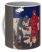 Danger In Deep Space Coffee Mug