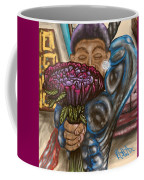 Dangerous Flowers Coffee Mug