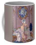 Dangerous Liaisons Coffee Mug by Georges Barbier