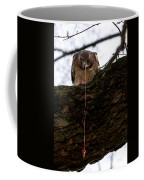 Dangling Dinner Coffee Mug