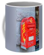 Danish Mailbox Coffee Mug