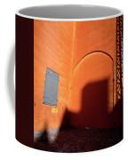 Danish Orange And Shadows  Copenhagen Denmark Coffee Mug