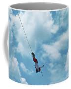 Danza De Los Voladores Dance Of The Flyers Coffee Mug