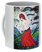 Danza De Mar Y Luna Coffee Mug