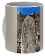Danzantes Stone Coffee Mug
