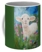 Flying Lamb Productions     Daphne Star In The Tall Grass Coffee Mug