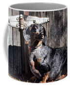 Dapple Dachshund Coffee Mug