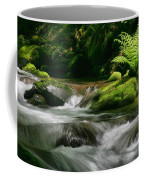 Dappled Green Coffee Mug